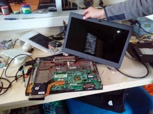Asus G73S Graphics Card Repair   Asus G73S NVIDIA GeForce GTX 460M Graphics Card Repair   Asus G73S Motherboard Repair