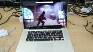 MacBook Pro (15-inch, Late 2011) A1286 MD318LL/A AMD Radeon HD 6750M Graphics Card Repair